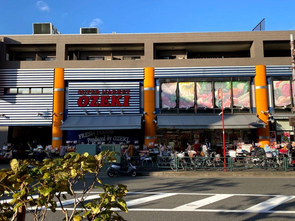 ikegami-station-ozeki