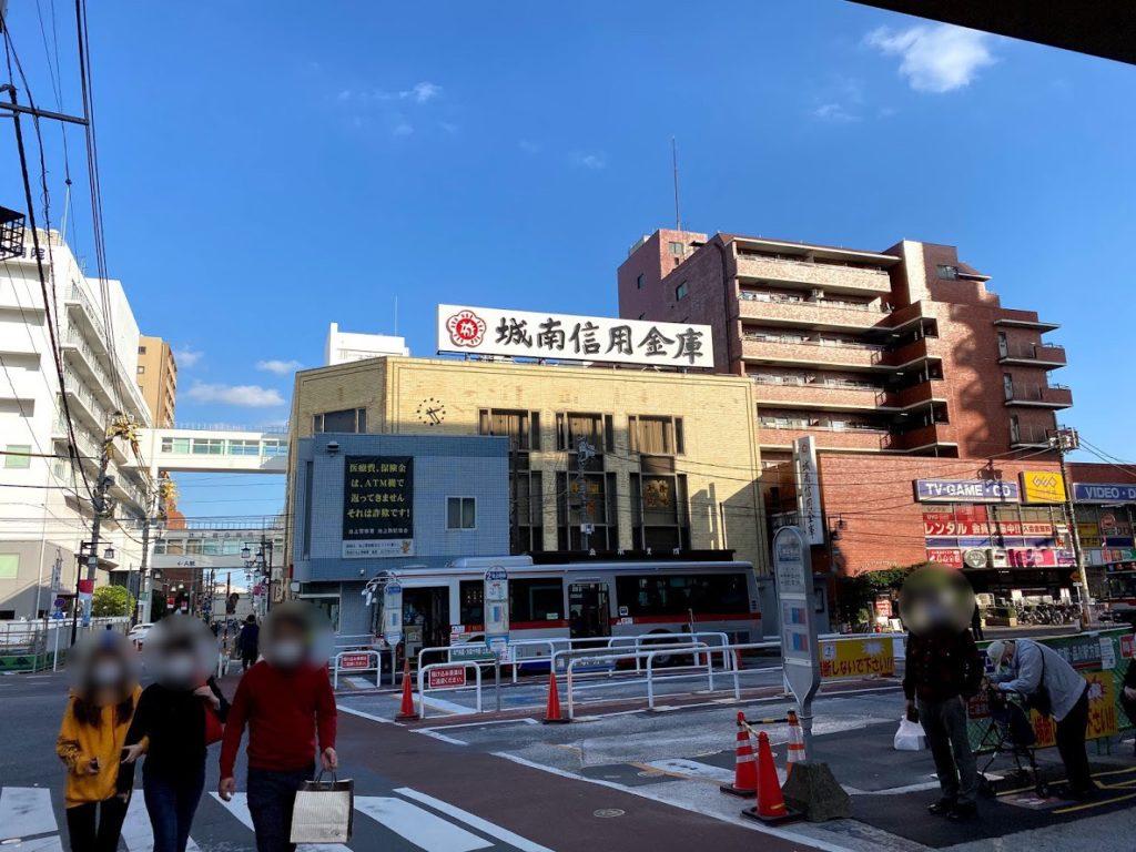 ikegami-station-jyonanbank