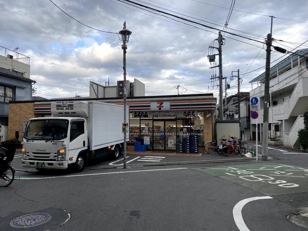 hatanodai-higashiguchi-shopping-street-sej