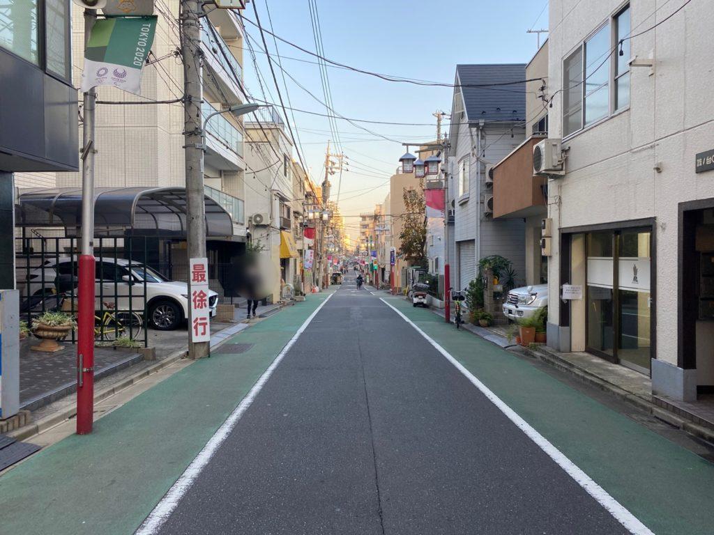 hatanodai-station (18)-shopping-street