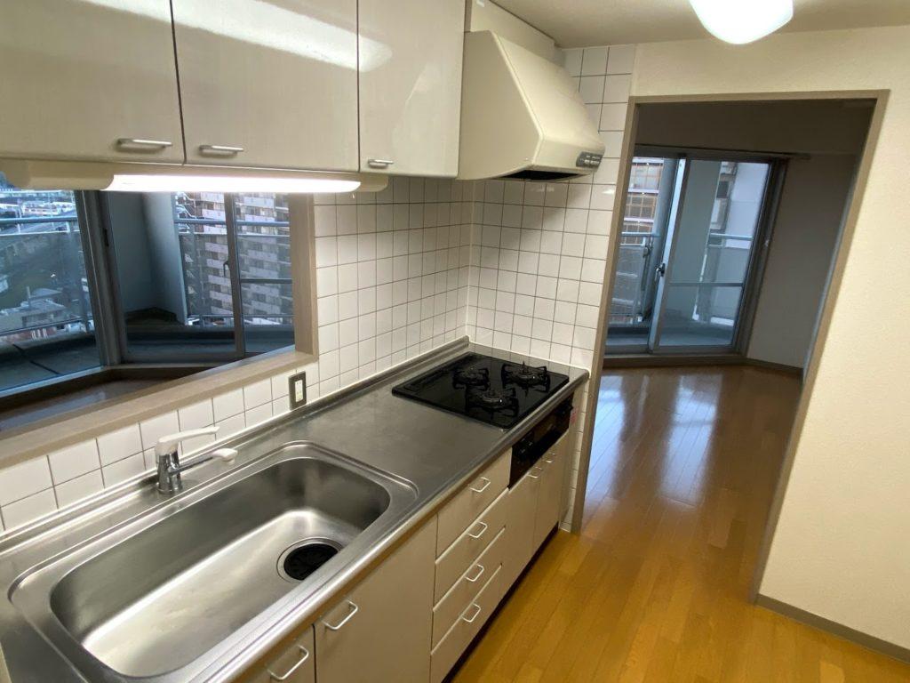 jtower-nishiooi (20)-kitchen