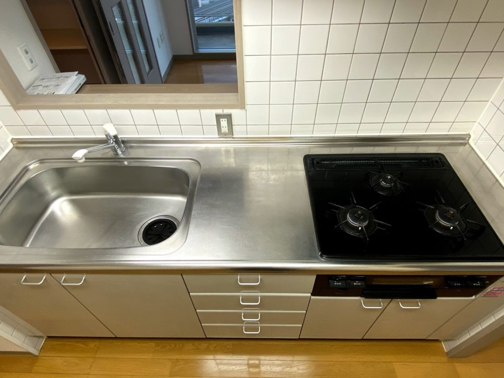 jtower-nishiooi (23)-kitchen