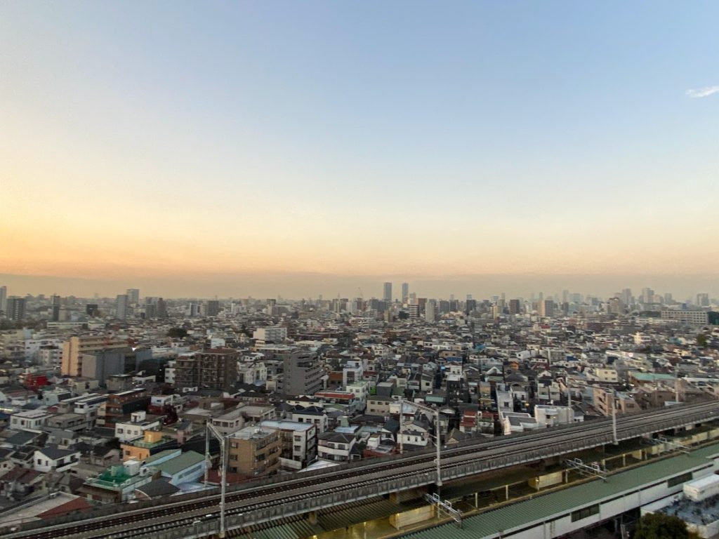 jtower-nishiooi (3)-view