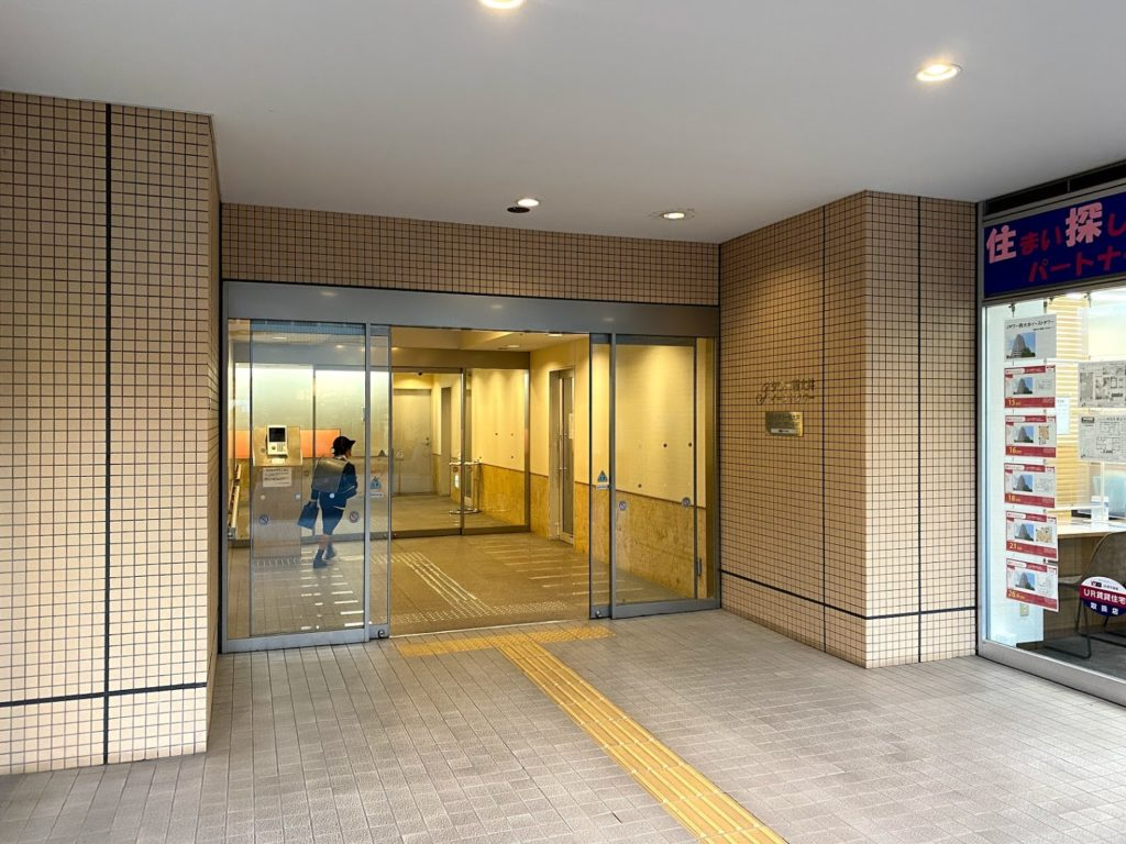 jtower-nishiooi (9)-entrance