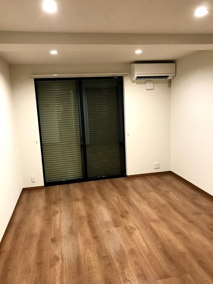 マイハウスの居室部分
