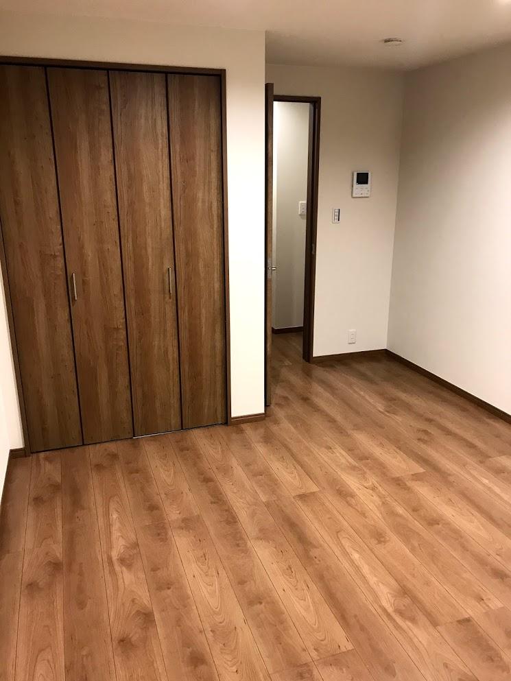 マイハウスの別角度の居室部分