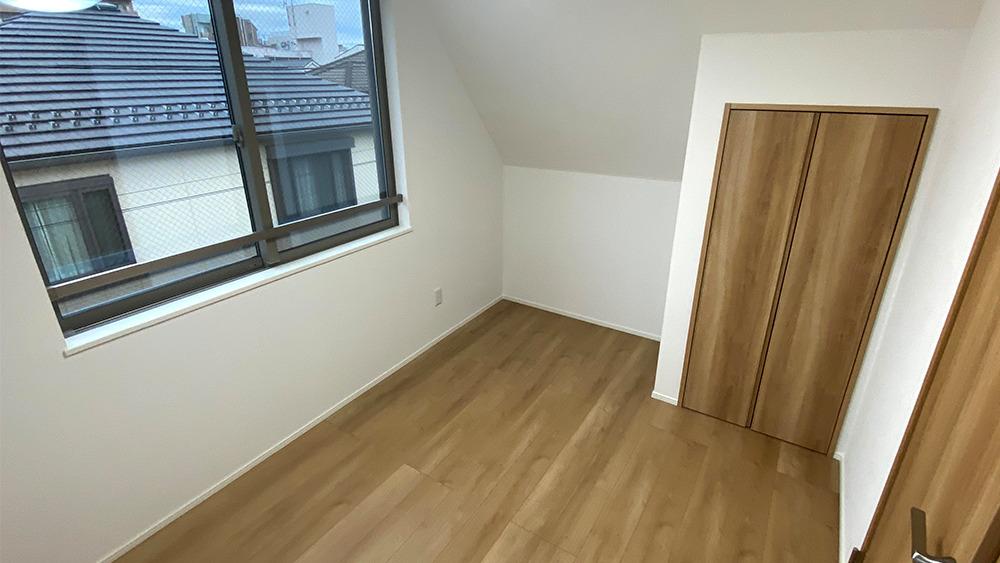 ネクストステージ旗の台の3階ベッドルーム