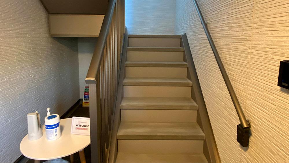 toleranceの階段