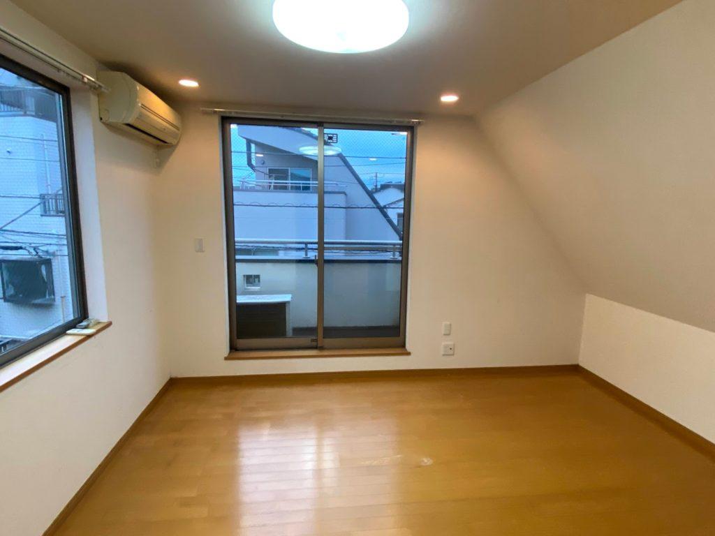 二葉3丁目戸建のマスターベッドルーム