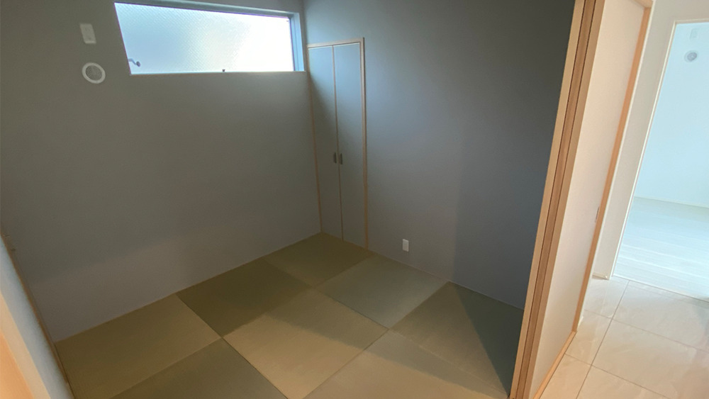 二葉三丁目新築戸建ての和室