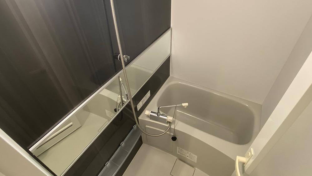 ステラ北千束のバスルーム