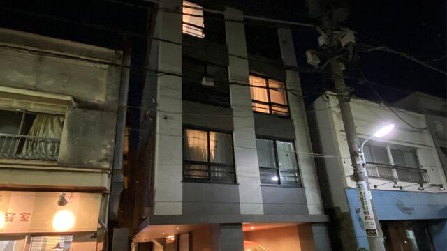 ザ・マークス品川旗の台の外観写真