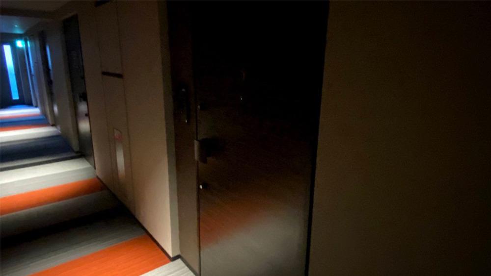 ザ・パークハビオ西大井の玄関ドア