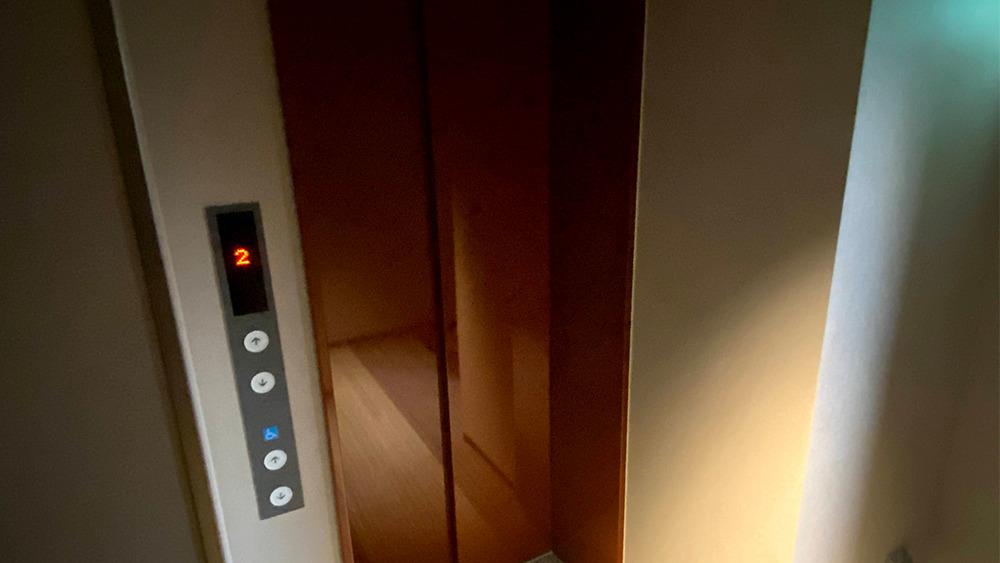 ザ・パークハビオ西大井のエレベーター