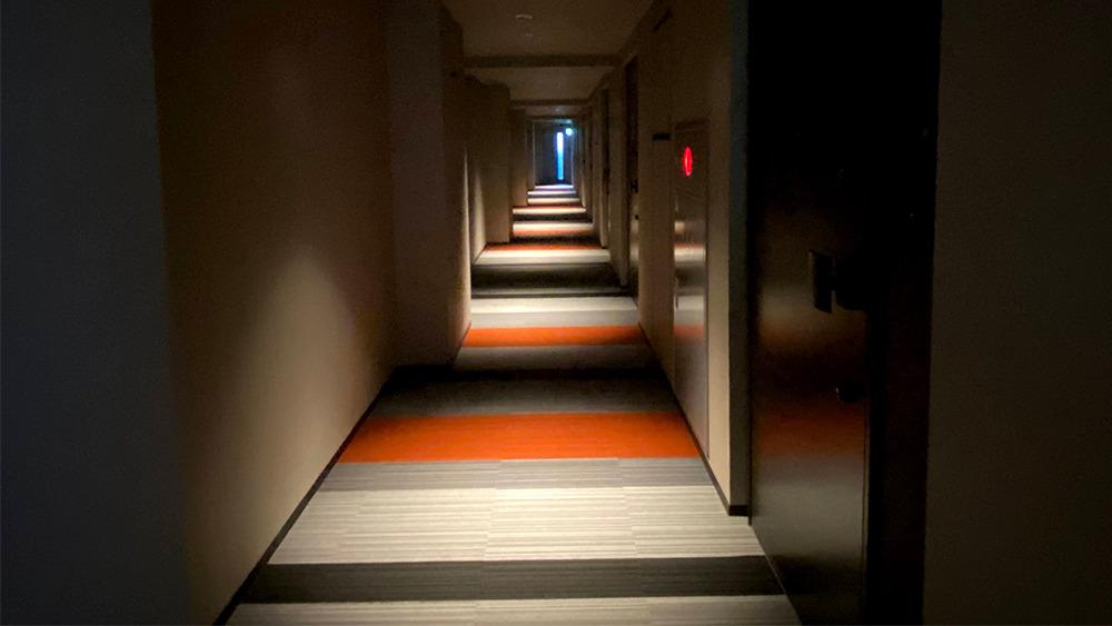 ザ・パークハビオ西大井の内廊下